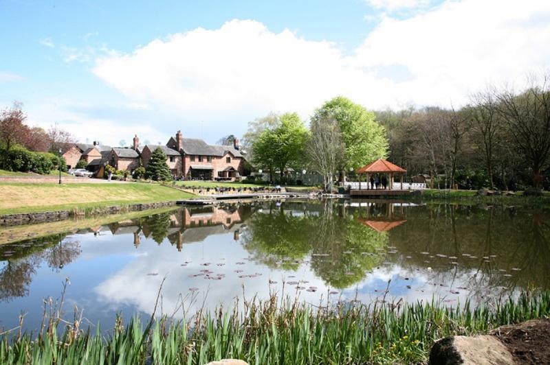 Moddershall Oaks Country Spa Retreat