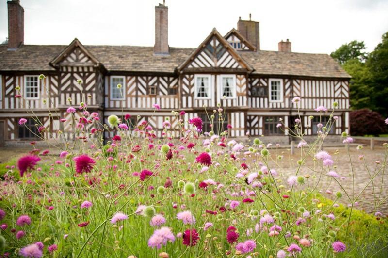 Adlington Hall & The Hunting Lodge