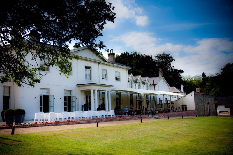 The Hanger at Kesgrave Hall