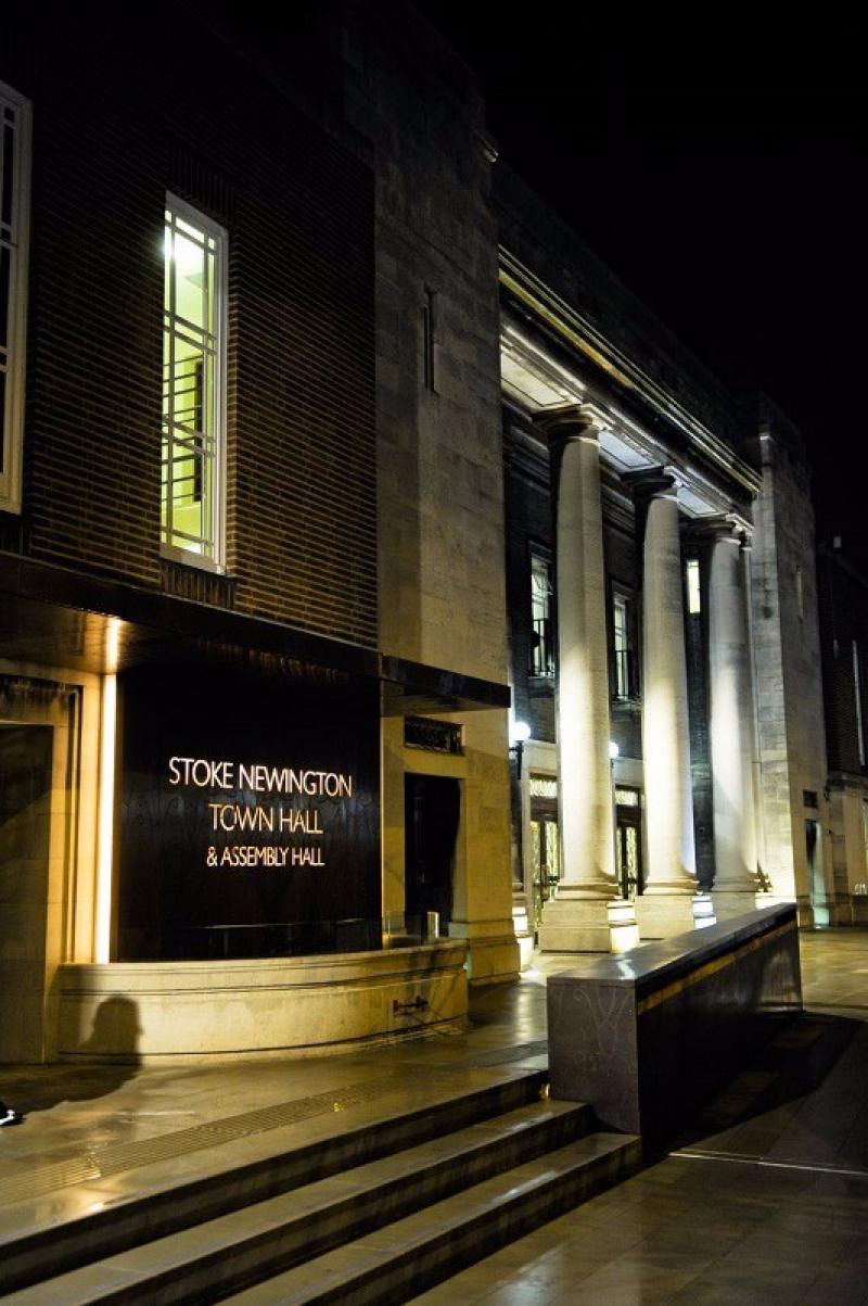 Stoke Newington Town Hall