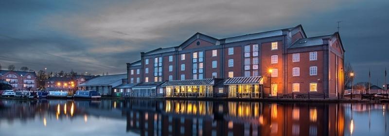 Holiday Inn Ellesmere Port - Cheshire Oaks