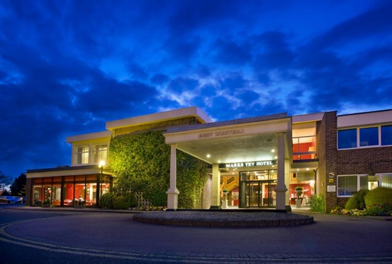 Best Western Marks Tey Hotel