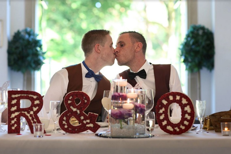 gay-friendly wedding venue dorset